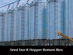 Seed Stor K Hopper Bottom
