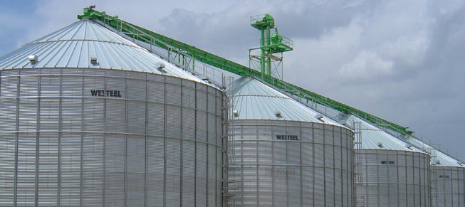 Westeel Grain Bins