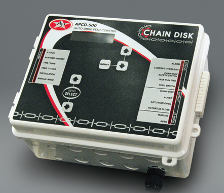 chain disk controller