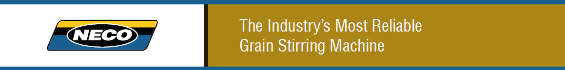 The Industry's Most Reliable Grain Stirring Machine